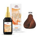 Color Fresh 6/34 - Dark Gold Red Blonde
