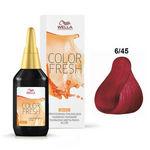 Color Fresh 6/45 - Dark Red Mahogany Blonde