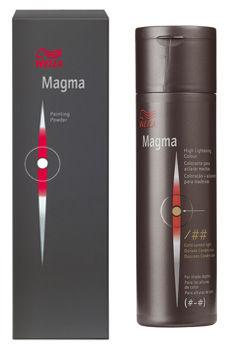 Wella Magma Red
