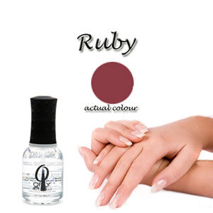 "Orly  Nail Lacquer ""Ruby"" 18ml"