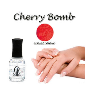 "Orly  Nail Lacquer ""Cherry Bomb"" 18ml"