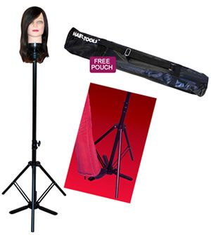 Hair Tools Standard Training Head Tripod