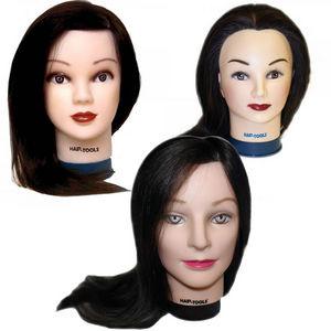 Hair Tools Ladies Training Head