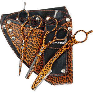 Glamtech EVO Scissors & Razor Set - CoolBlades Exclusive Edition