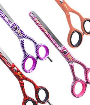 Glamtech EVO Thinning Scissors - CoolBlades Exclusive Edition