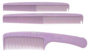 CoolBlades Set of 3 TM 2.0 Purple Combs