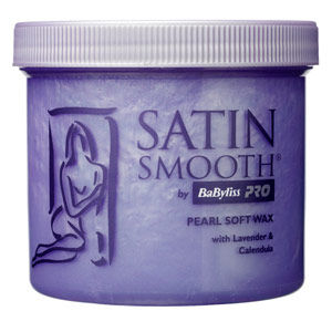Satin Smooth Pearl Soft Wax with Lavender & Calendula