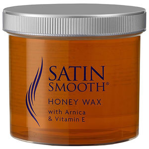 Satin Smooth Honey Wax with Arnica & Vitamin E