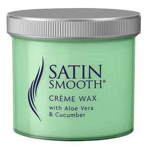Satin Smooth Creme Wax with Aloe Vera & Cucumber