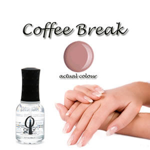 "Orly  Nail Lacquer ""Coffee Break"" 18ml"