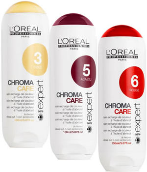 L'Oreal Professionnel serie expert CHROMA CARE