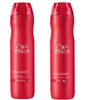 Wella Professionals Brilliance Shampoo