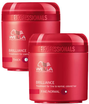 Wella Professionals Brilliance Treatment