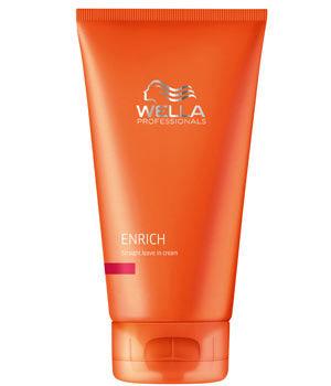 Wella Professionals Enrich Straight Leave-In Cream