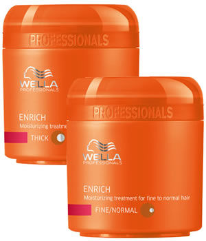 Wella Professionals Enrich Moisturising Treatment