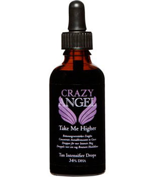 Crazy Angel Take Me Higher Tan Intensifier Drops