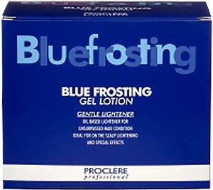 Proclère Professional Blue Frosting Gel Lotion