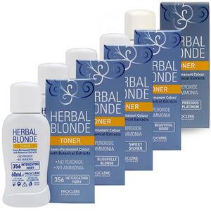 Proclère Professional Herbal Blonde Toner