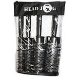 Head Jog Quad Brush Set