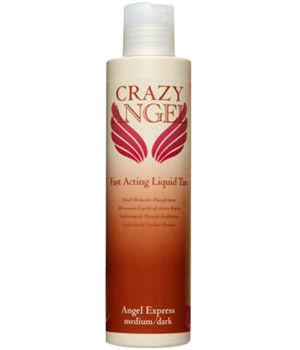 Crazy Angel Angel Express Fast Acting Liquid Tan