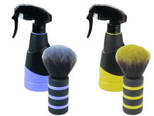 Sibel Soft Touch Water Spray & Neck Brush