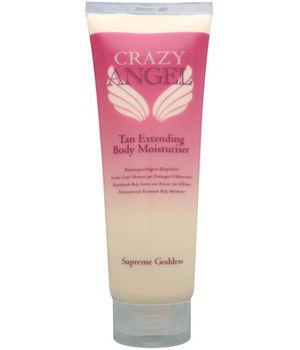 Crazy Angel Supreme Goddess Tan Extending Body Moisturiser