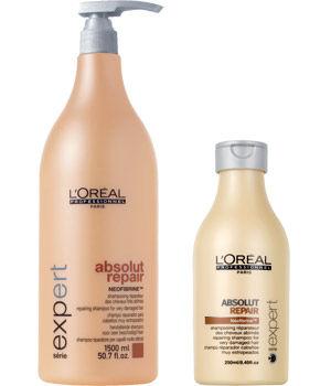 L'Oreal Professionnel serie expert ABSOLUT REPAIR Shampoo