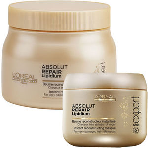 L'Oreal Professionnel serie expert ABSOLUT REPAIR Lipidium Masque