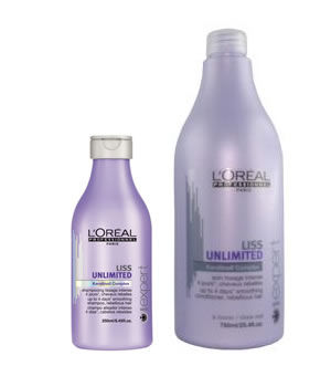 L'Oreal Professionnel serie expert LISS UNLIMITED Shampoo