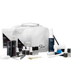Star Nails Fibreglass Complete Kit