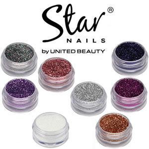 Star Nails Metallic Dust