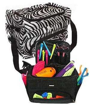Haito Tool Case (Black or Zebra)