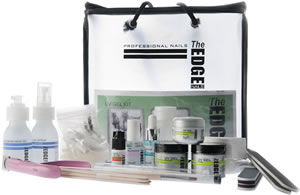 The EDGE Nails UV Gel Professional Kit
