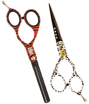 Haito Sparkle Scissors & Thinner Set