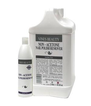 Vines Beauty Non-Acetone Nail Polish Remover