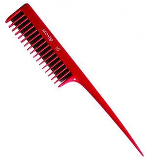 Pro-Tip Red Back Comber Comb (208 mm)