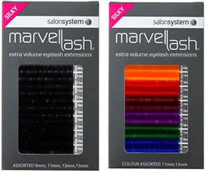 Salon System Marvel-Lash Extra Volume Silky Lash Extensions