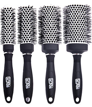 CoolBlades Squ-Hair Brushes