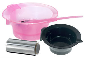 CoolBlades Bowl, Brush & Foil Set