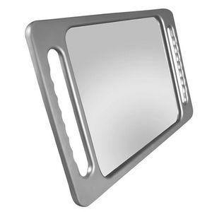 CoolBlades Silver Back Mirror