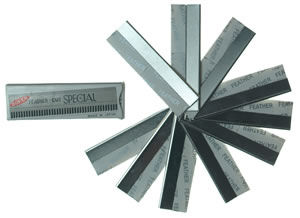Feather Cut Special Razor Blades (x10 or x100)