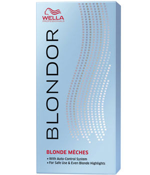 Wella Blondor Blonde Meches