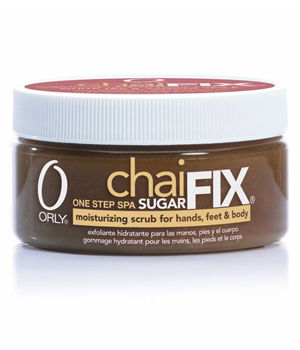 Orly Chai sugarFIX One-Step Spa Scrub