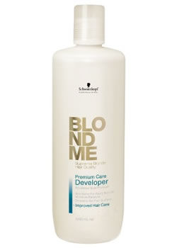 Schwarzkopf BLONDME Premium Care Developer