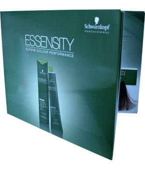 Schwarzkopf Professional ESSENSITY Colour Chart