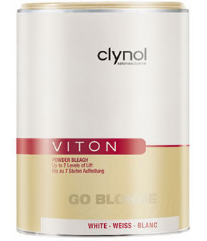 Clynol Viton Go Blonde Powder Bleach