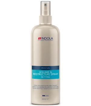 Indola Innova Setting Volume & Restructure Spray