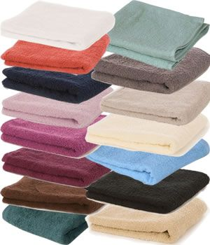 CoolBlades Standard Hair Towels (x12)