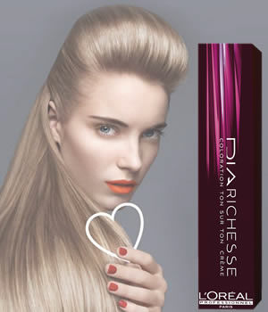 L'Oreal Professionnel DIARICHESSE - Warm Blondes