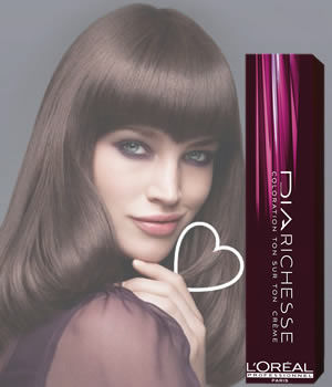 L'Oreal Professionnel DIARICHESSE - Cool Browns